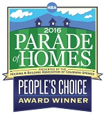 2016 People's Choice Award