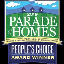 2019 People's Choice Award